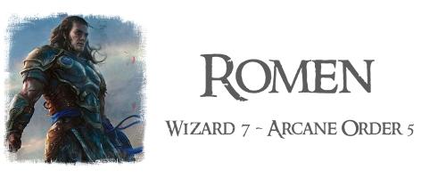 Roman template
