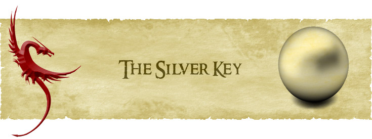 Al story banner the silver key