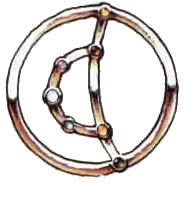 Celestian holy symbol