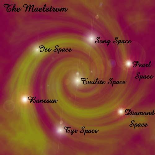 Maelstrom spheres