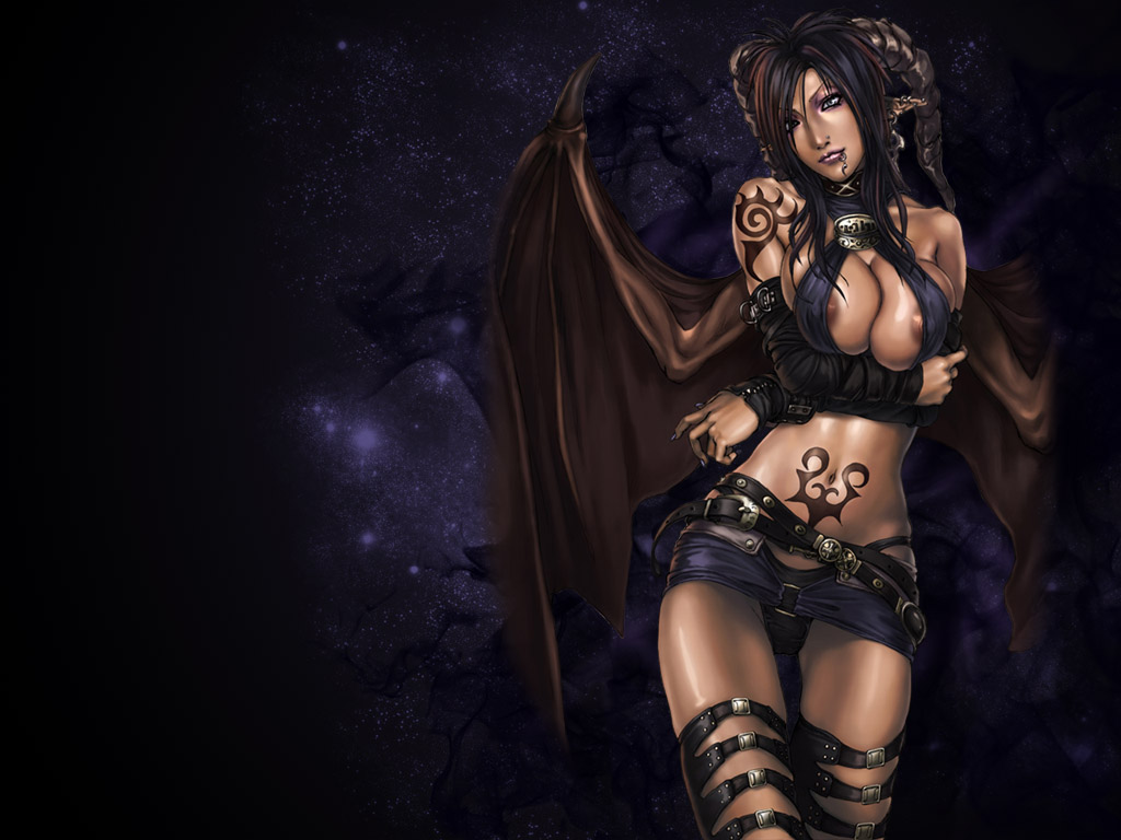 Succubus wallpaper by spite nike