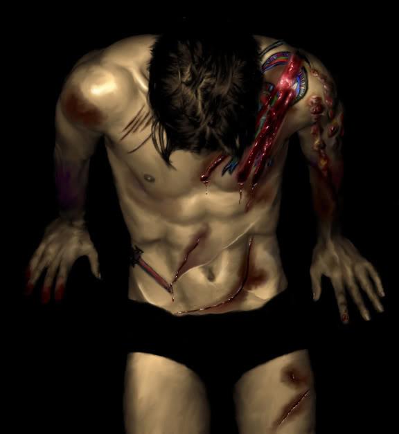 Ryouma torture