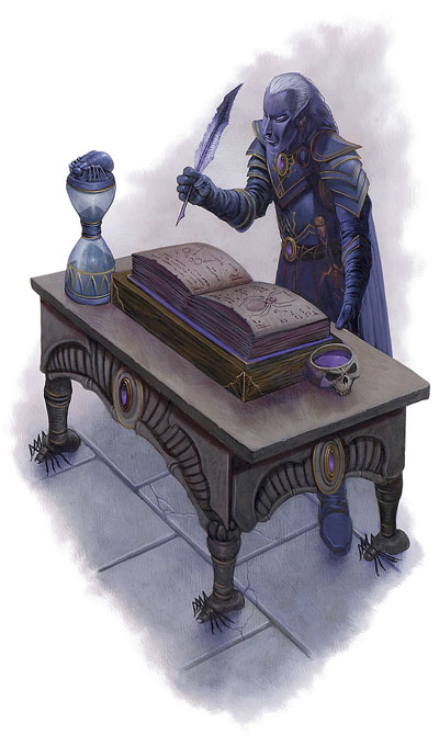 Drow lecturer