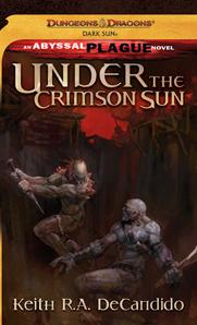 Under the crimson sun