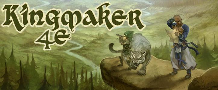 Kingmaker 4 e banner