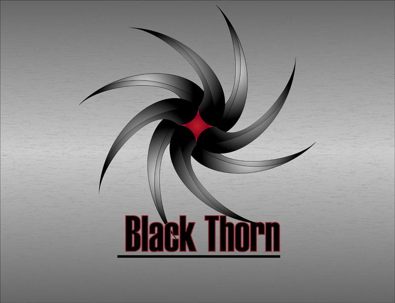 Black thorn web lg