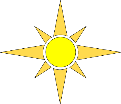 Symbol holy light 2