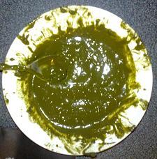 Henna green goo