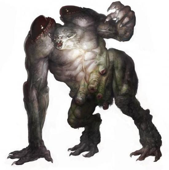 Zombie Piledriver
