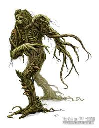 Yellow creeper zombie