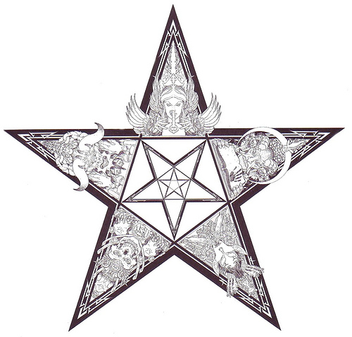 Mage pentagram
