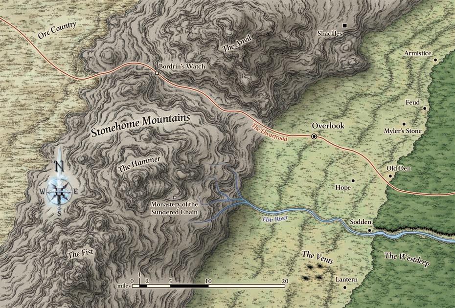 Stonehome mountains