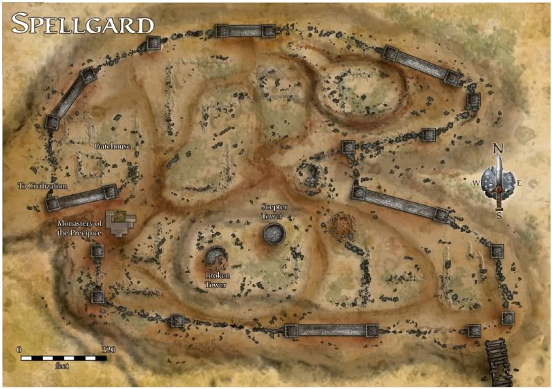 Spellgard map