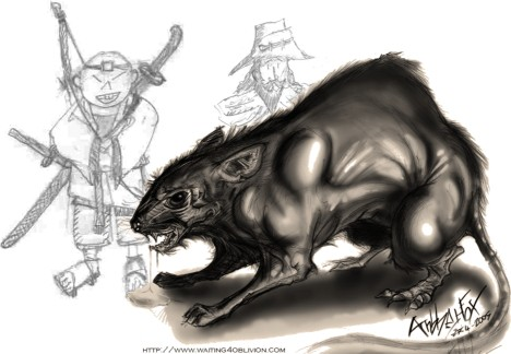 Kato  nick n king rat 50