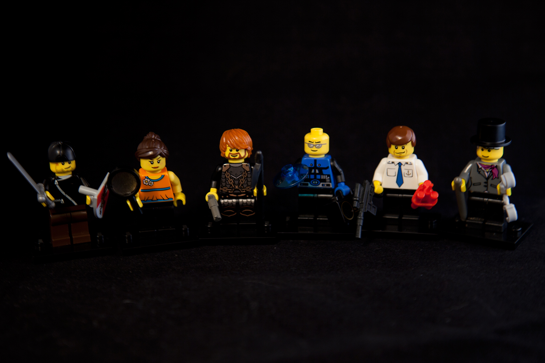 Legopeeps