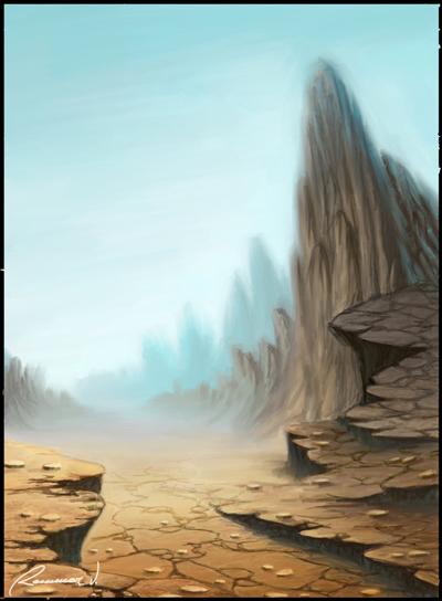 Sandflats