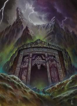 Thunderspire gate