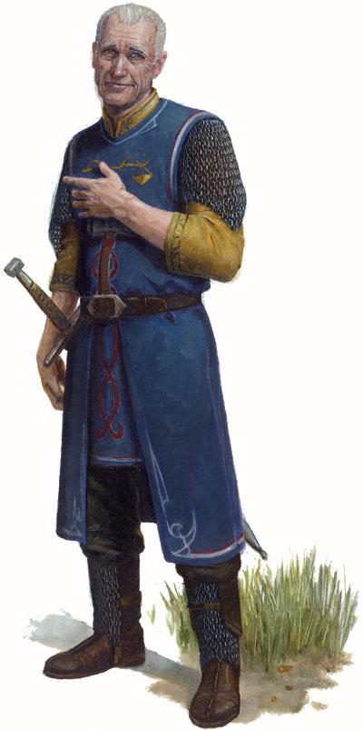 Sir gareth steven belliden