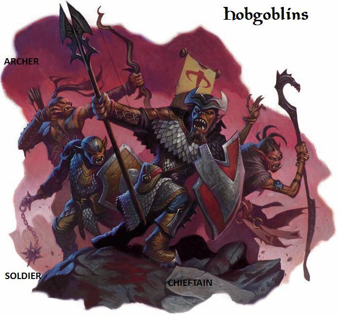Hobgoblins