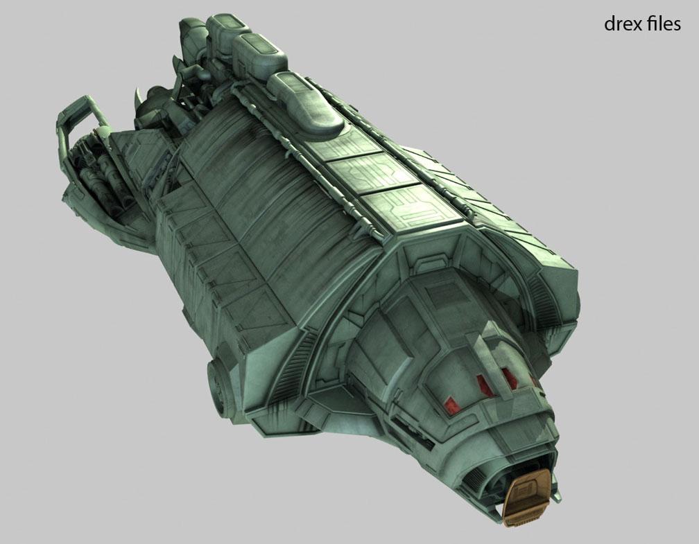 Klingon cargo 000