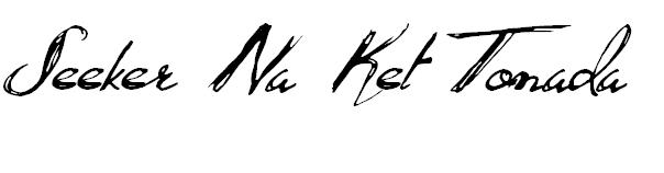 Seeker signature quid pro quo