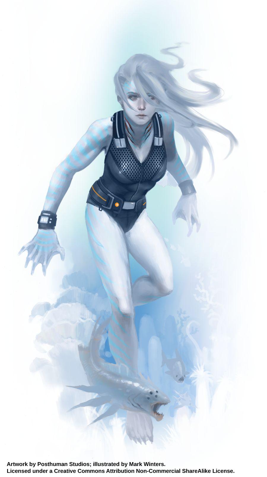Aquanaut mark winters