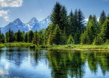 Peaceful lake wallpaper m7tg0