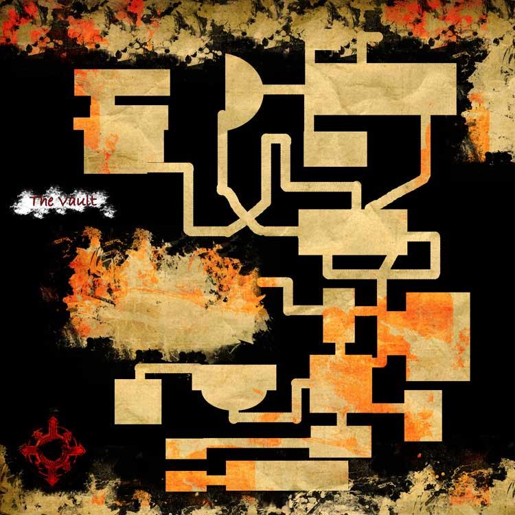 Vault map obsidian