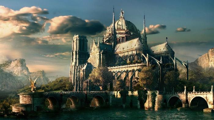 Church of faerun