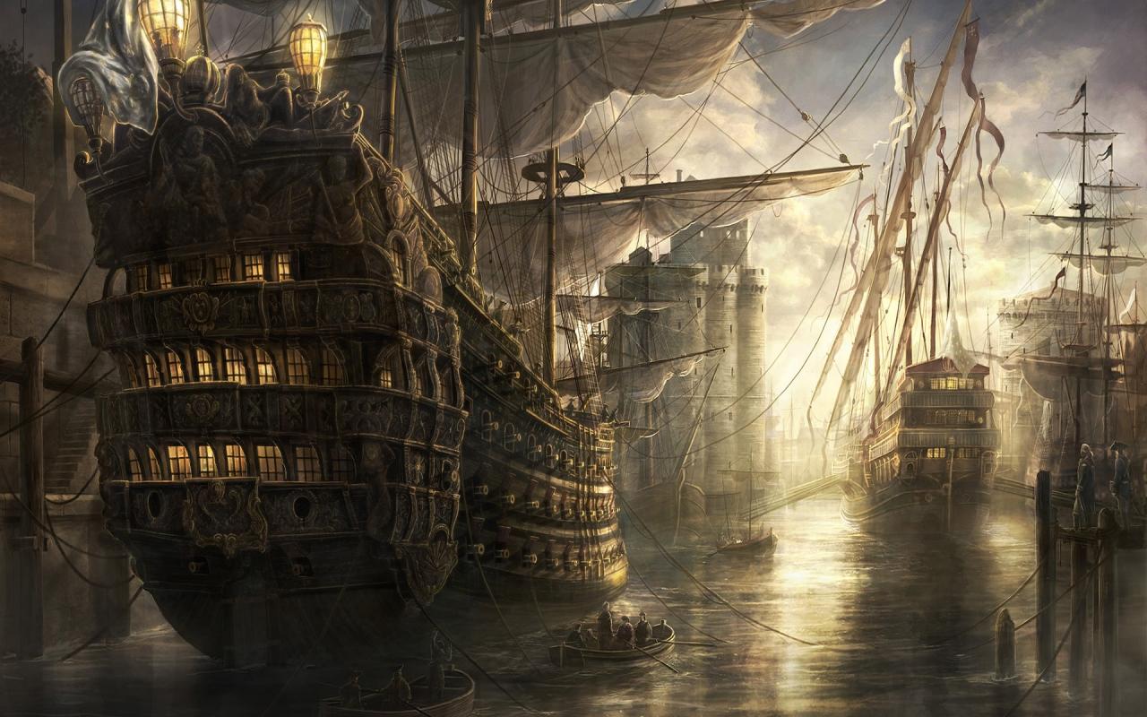 Elmbridge harbor