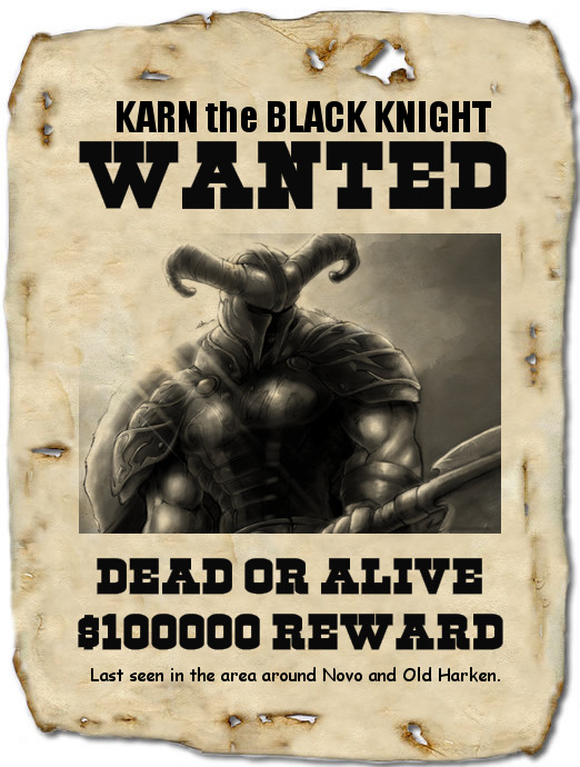 Wanted Karn