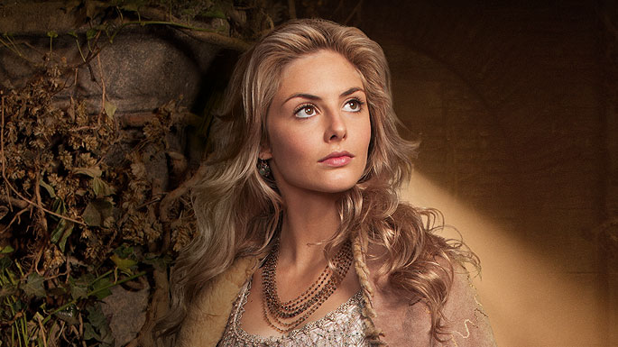 Tamsin egerton as guinevere