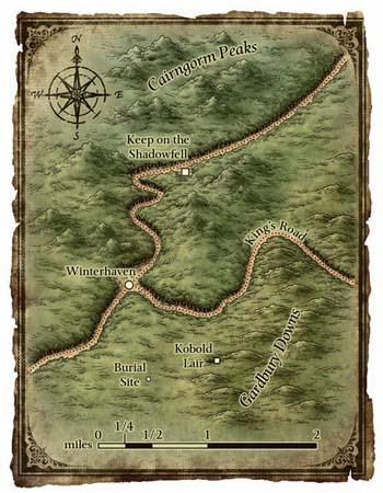 Winterhaven region