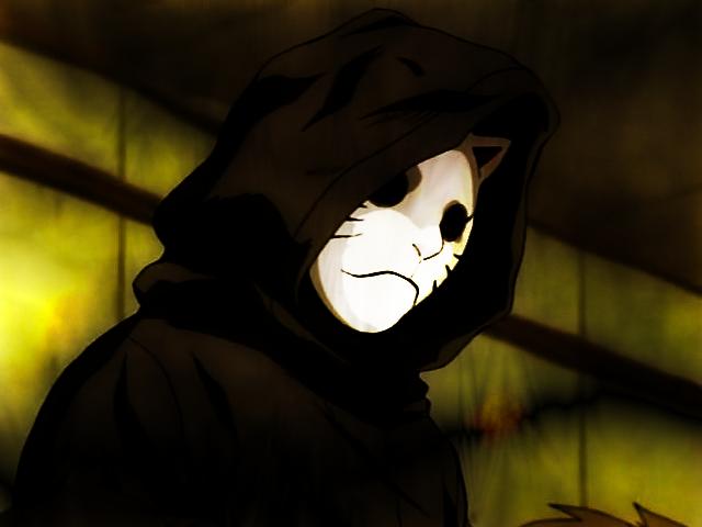 Masked shinobi