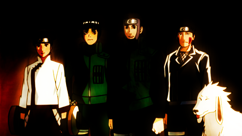 Shinobi team