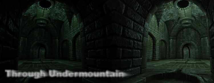 Through Undermountain