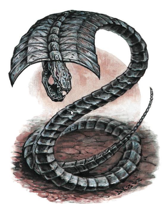 Iron cobra