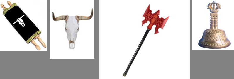 Ritual items