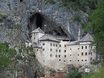 2predjama castle postojna postojna