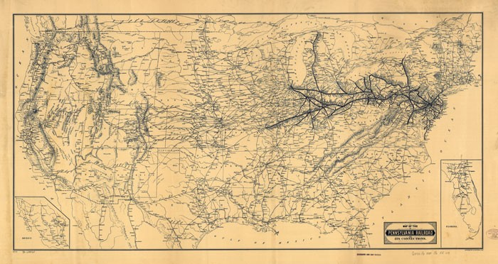 United States of America circa 1889 AD