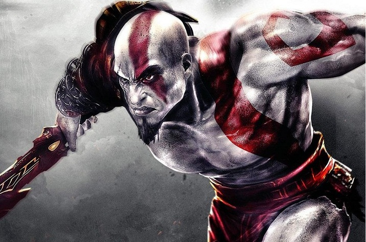 God of war 3   kratos wallpaper b2719