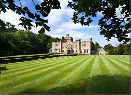 Ancestral home   sinclair house  aberlady  east lothian