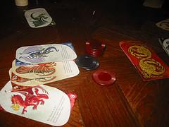 Three Dragon Ante