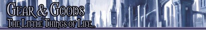 Gear goods banner