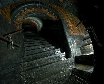 London sewer