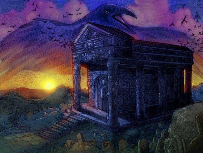 Temple reine corneille