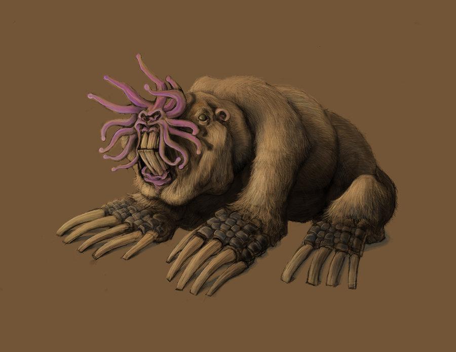 Mole thing