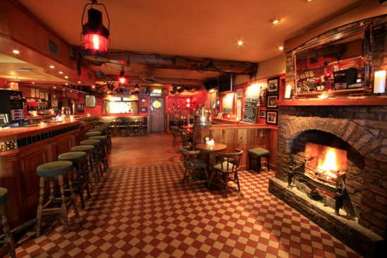 Best irish pub 2005