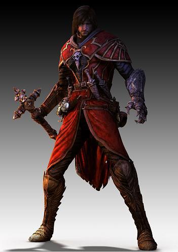 Castlevania lords of shadows gabriel