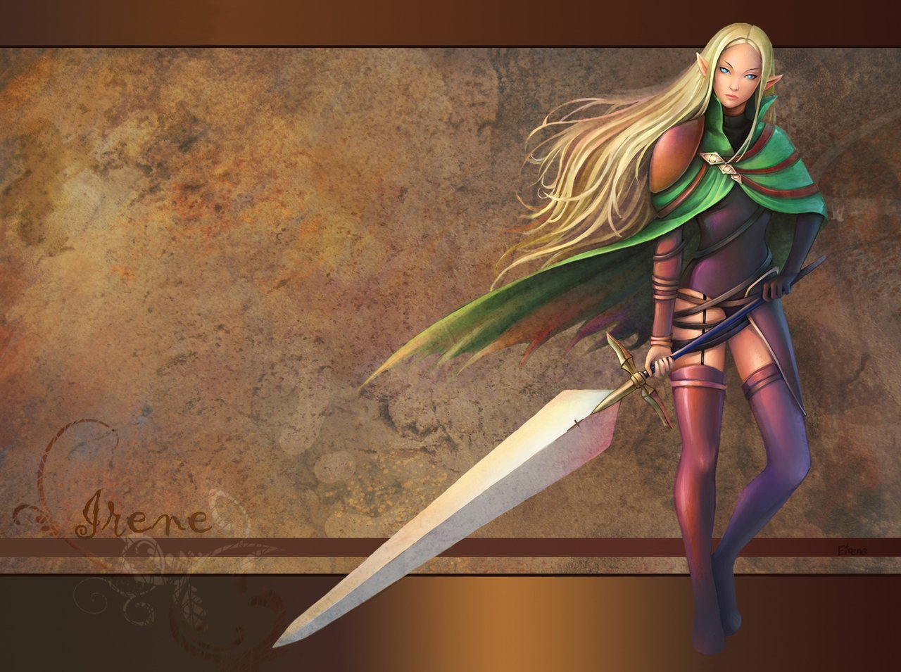 Claymore irene by eirene is